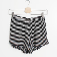 Stripe Valencia Shorts