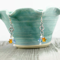 Falling Stars Earrings - Ready to Ship