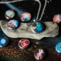 Nebula Images for Interchangeable Jewelry - Magnets Only!