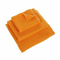 Pousada Orange Towels by Abyss and Habidecor