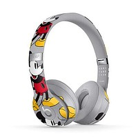 Beats Solo 3 Wireless Mickey Mouse Magic Sound Bluetooth Wireless Hands Headset MP3 Music Headphone