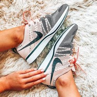 Nike Flyknit Casual Running Sport Sneakers Shoes