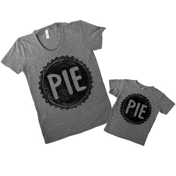 Mommy and Me PIE Shirts