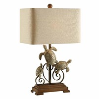 Turtle Bay Table Lamp