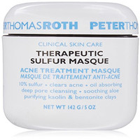 Peter Thomas Roth Theraputic Sulfur Masque, 5.0 Ounce