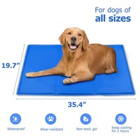 Large Dog Cooling Mat Waterproof & Wear-resistant for Pets