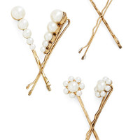 Darling You Can 'Do It Hair Pin Set by ModCloth
