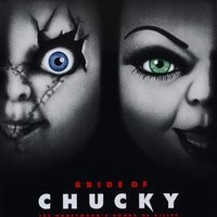 Bride Of Chucky Movie Poster Standup 4inx6in