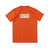 spbest KITH Simple T-Shirt