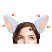 The Brain Wave Animated Cat Ears