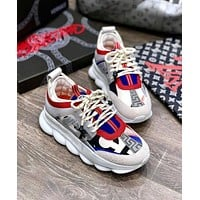 Versace Chain Reaction Sneakers-3