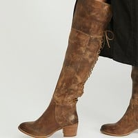 Easton Lace Back Boot