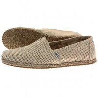 Toms Classic Freetown Espadrilles - Plimsolls from The Menswear Site UK