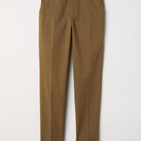 H&M Cotton Chinos $24.99