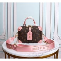 lv louis vuitton womens tote bag handbag shopping leather tote crossbody satchel 224