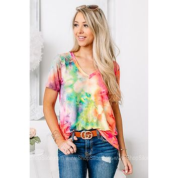 You're A Jewel Soft Knit Jersey Top