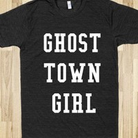 GHOST TOWN GIRL