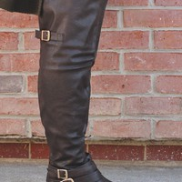 High Note Over the Knee Boots