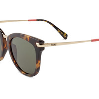 TOMS Adeline Blonde Tortoise Polarized No color specified OS