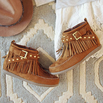 Icicle River Moccasins