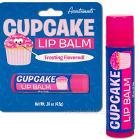CUPCAKE LIP BALM - FROSTING FLAVORED