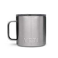 Rambler 14oz. Mug in Stainless Steel by YETI