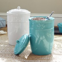 CAMBRIA PET FOOD CANISTER