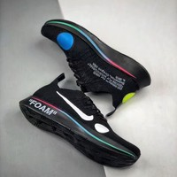 NIKE ZOOM FLY FLYKNIT Braided Sports Shoes