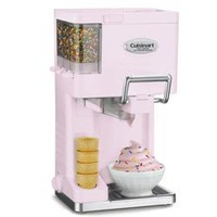 Cuisinart ICE-45PK Mix It In Soft Serve Pink Ice Cream Maker | Overstock.com