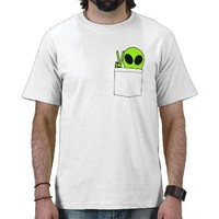 Pocket Alien Shirt from