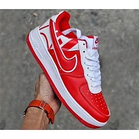 Nike Air Force 1 2018 trendy men and women fashion casual low-lying casual shoes F