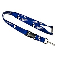 Los Angeles Dodgers Lanyard - Blue