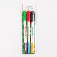 ICONIC Color Twinpen Double Tip 3 Pack