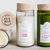 Circle 21 Candle Pompeii Cider