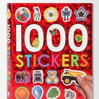 1000 Stickers By Roger Priddy