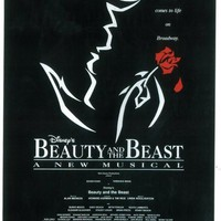 Beauty and The Beast 11x17 Broadway Show Poster (1994)