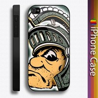 Michigan State Spartan NFL 1 All iPhone 5 5c 6 6plus and Samsung Galaxy S5 Case