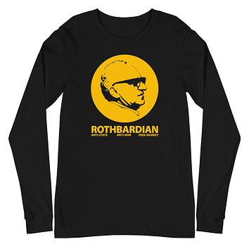 Rothbardian Unisex Long Sleeve Tee