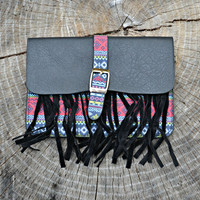Inner Compass Clutch - Black