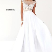 Sherri Hill 11151 Dress - Prom Dress - Prom Gown - 11151