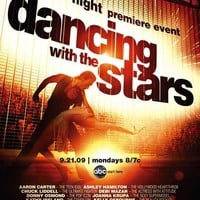 Dancing with the Stars 11x17 TV Poster (2004)