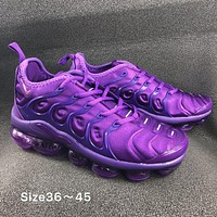 Nike Air Vapormax Plus Tn Purple Running Shoes