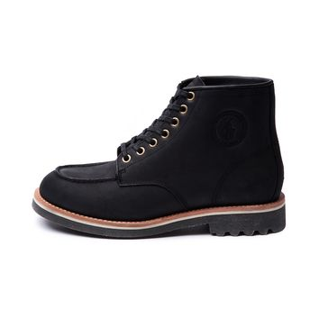 Mens Marvin Boot by Polo Ralph Lauren , Black | Journeys Shoes