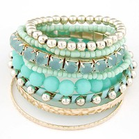 Bohemian  Multilayer Bracelet  jewelry for women