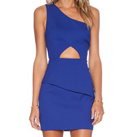 NBD x Naven Think About It Dress in Blue