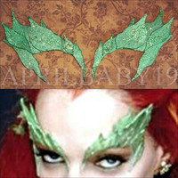 FREE Priority Ship Poison Ivy Leaves Eyebrow mask by Montyfam6
