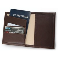 Duluth Pack Leather Passport Wallet