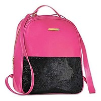 Juicy Couture Backpack Pink/Black Couture/Juicy Couturs