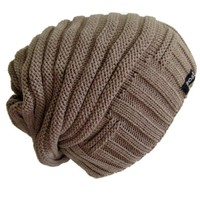 Frost Hats Slouchy Winter Hat Warm Chunky Knit Beanie M2013-60