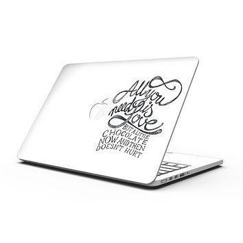 Love and Chocolate - MacBook Pro with Retina Display Full-Coverage Skin Kit